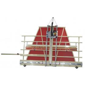 P7 - Scie à panneaux verticale - 1,65 kW - 2133 mm