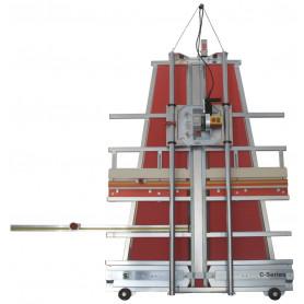 C4 - Scie à panneaux verticale - 1,65 kW - 1270 mm