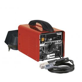 Poste à souder transfo-électrode MMA 140 A 3,2 mm