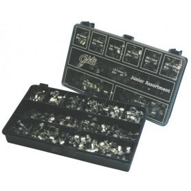 Colliers de serrage 165 pcs
