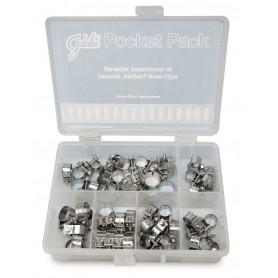 Colliers de serrage 54 pcs