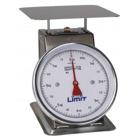 Balance avec cadran à affichage analogique 8kg