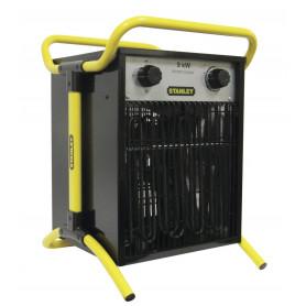 Chauffage générateur d'air chaud électrique 90m³ 9kW