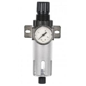 """Filtre / régulateur de pression d'air 1/4"""" - 1/2"""" - 1"""""""