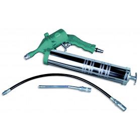 Pompe à graisse pneumatique automatique