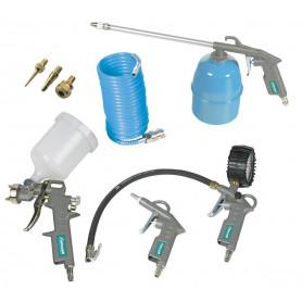 Kit de 8 outils pneumatiques