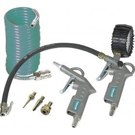Kit de 6 outils pneumatiques