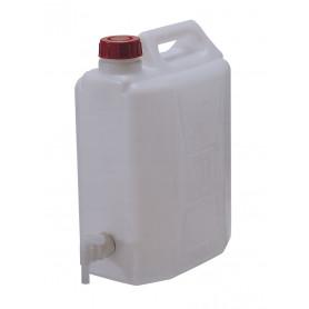 Jerrycanplastique 10L avec robinet