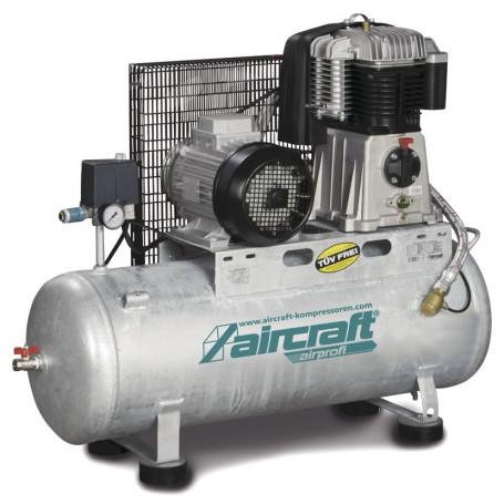 Compresseur à piston 4kW - 10 bar - 100 l - 520l/min