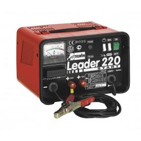 Chargeur de batterie avec fonction START