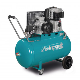 Compresseur à huile courroie 10 bar - 200 l
