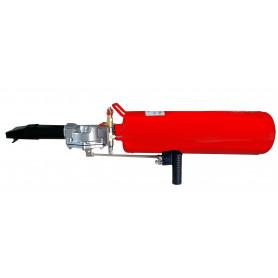 Pistolet de remplissage de pneus avec réservoir de 8 litres
