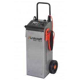 Chargeur-démarreur électronique 12-24V pour WET/GEL/AGM