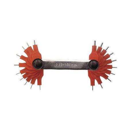 Jauge de diametre 1,5-3mm
