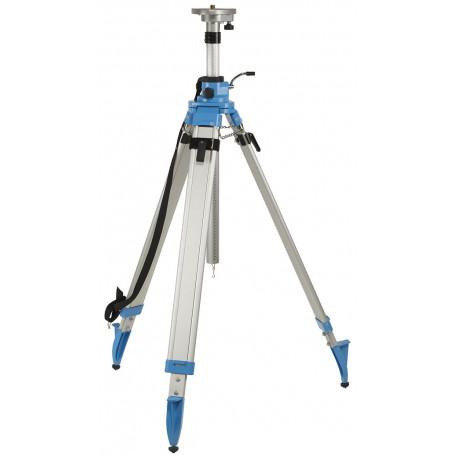 Trépied robuste en aluminium pour les instruments laser