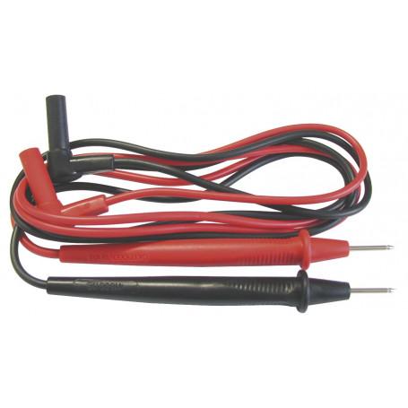 Câbles de test supplémentaires pour multimètres