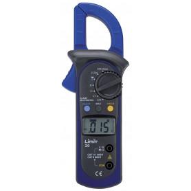 Multimètre et ampèremètre digital CAT II 600V 400A AC