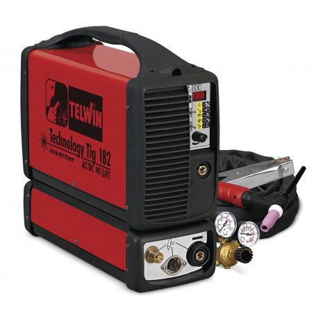 Postes à souder TIG 160A AC et DC Technology Telwin