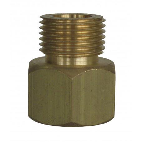 Argon gas bottle