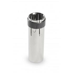 Bec cylindrique 17 mm pour torche MIG 24KD