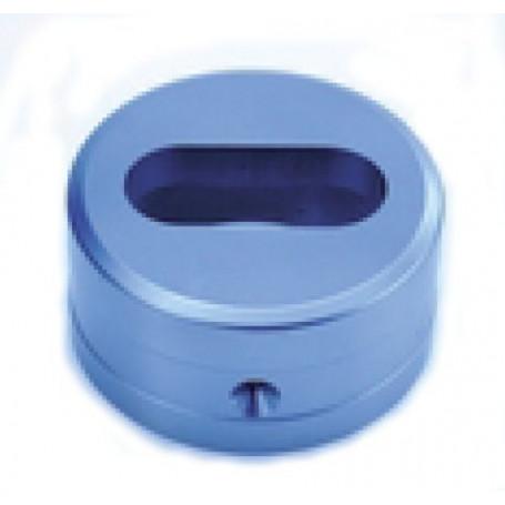Matrice oblongue  mm 6,5x21,0
