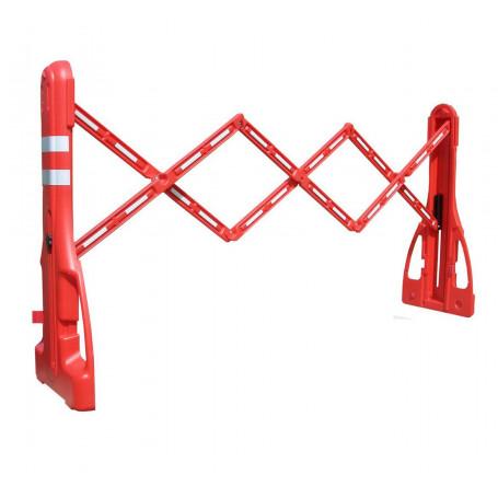 Barrière extensible mobile 2,25 m