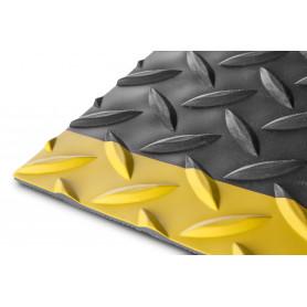 Tapis PVC diamant 1,5m x 910mm x 4,7mm