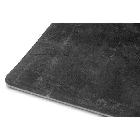 Tapis caoutchouc plat 1m x 1,4m x 5mm