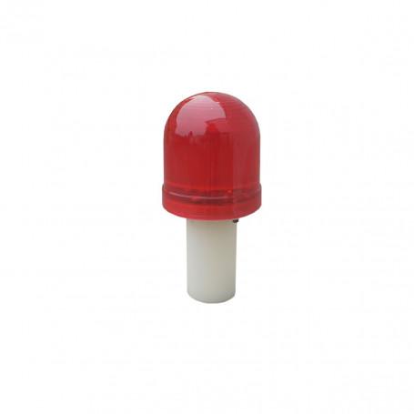 Lampe pour cône de signalisation