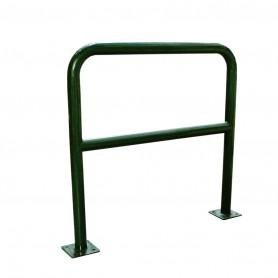 Barrière de sécurité 2 m verte