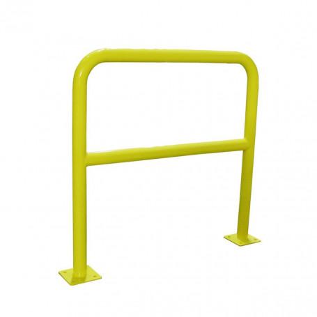 Barrière de sécurité 1,5 m jaune