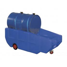 Chariot polyvalent pour le transport de 1 fût de 200 L
