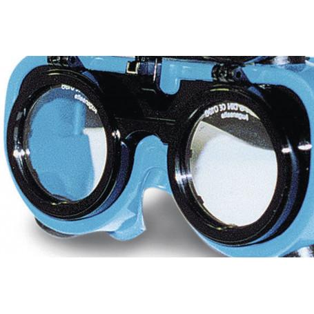 Verres de rechange pour lunettes de soudage