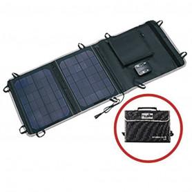 Chargeur goutte à goutte solaire pour appareils mobiles et véhicules
