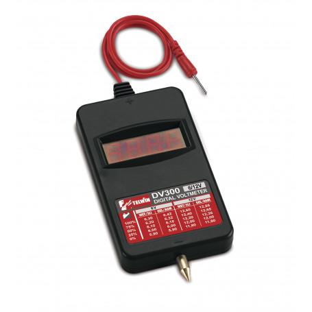 Voltmetre numérique