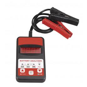 Testeur de batteries et start numérique