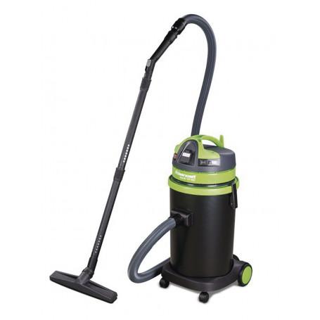 Aspirateur sans sac industriel 2300W, 37L - filtre classe M