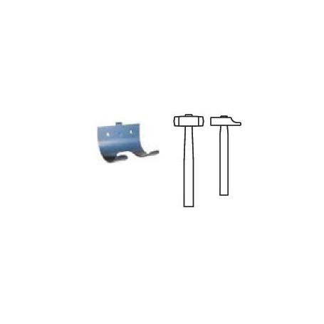 Supports d'outils pour panneaux muraux