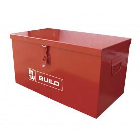 Coffre de chantier métal 80 L