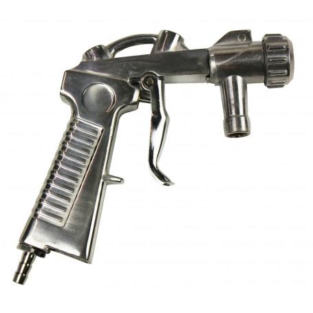 Pistolet pour cabines de sablage