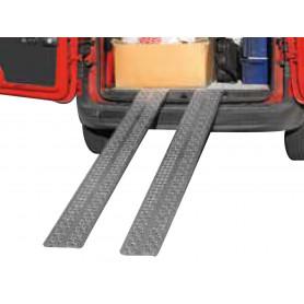 Rampes fixes de type droit