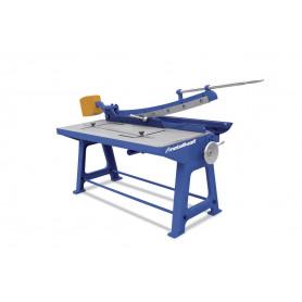 Cisaille manuelle 1250 x 1,5 mm