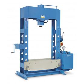 Presse d'atelier motorisée OMCN 150 t