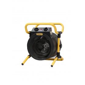 Chauffage générateur d'air chaud électrique compact 30m³ 3kW