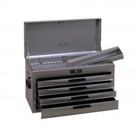Coffre à outils silver 4 tiroirs