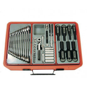 Coffre à outils pour 3 TC-Trays