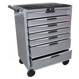 Servante atelier silver 7 tiroirs