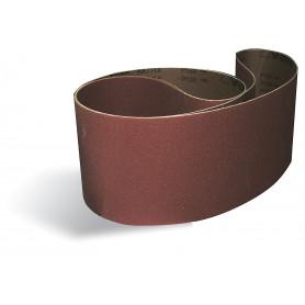 Bandes abrasives métal / bois 100x2000 mm