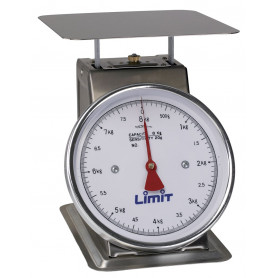 Balance avec cadran à affichage analogique 50kg
