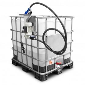 Set pompe POAD12 pour fûts IBC